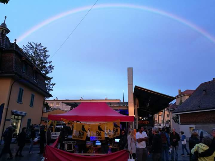 RaBe under the rainbow