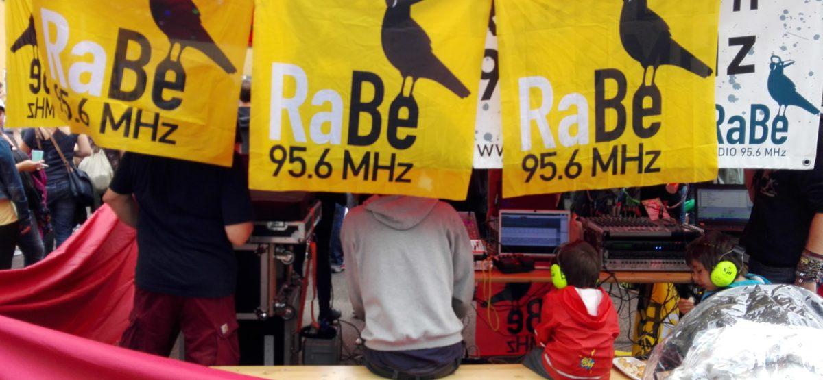 RaBe sendet live vom Stadtfest in Bümpliz