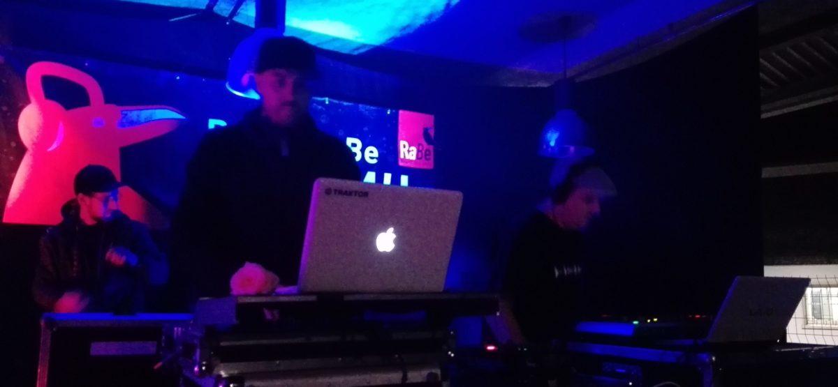 DJs Def Jeff & Klangbecker