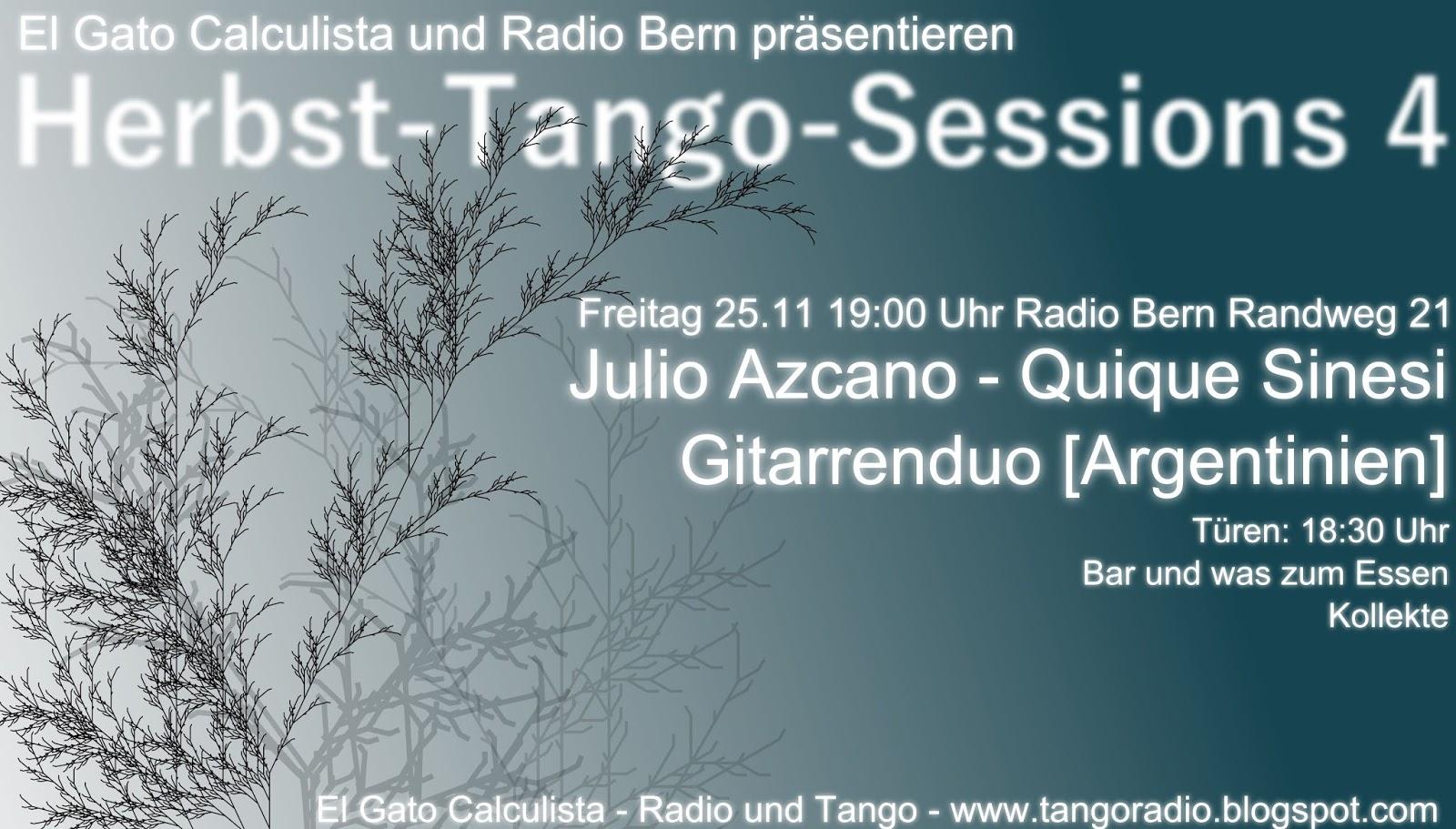 25112016 Herbst Studio Sessions La Ltima