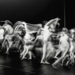 People Theater Dance Slow Motion Movement