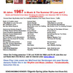 50 Jahre- 1967 in Music & The Summer Of Love part 2