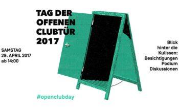 tag der offenen clubtür