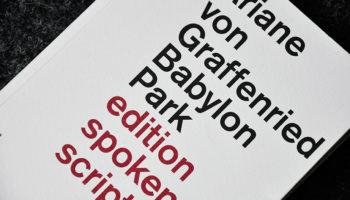Babylon Park von Ariane von Graffenried