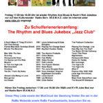 "The Rhythm and Blues Jukebox ""Jazz Club"""
