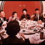 081 Chinese dinner party