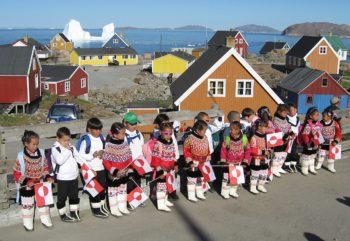 12. indigene grönland schule