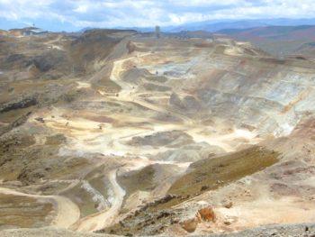 Yanacocha-Goldmine Peru