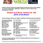 """""""Birth of the Blues"""""""