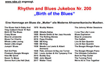 """Birth of the Blues"""