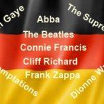 Stars Sing German