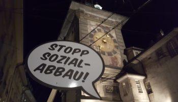 23. demo stop sozialabbau