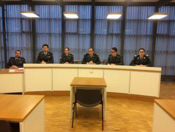 23.Prozess Militärgericht