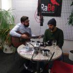 Todesdisko im Radio Bern RaBe