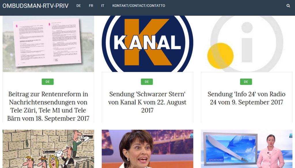 Unabhängige Nachrichten Stream