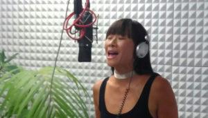 Jamie Wong-Li im Radio Bern RaBe