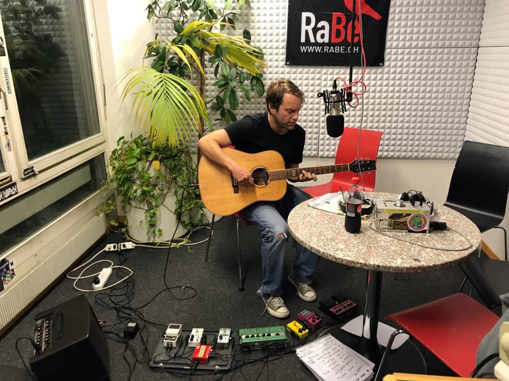 Lonesome Station im Radieschen auf Radio Bern RaBe