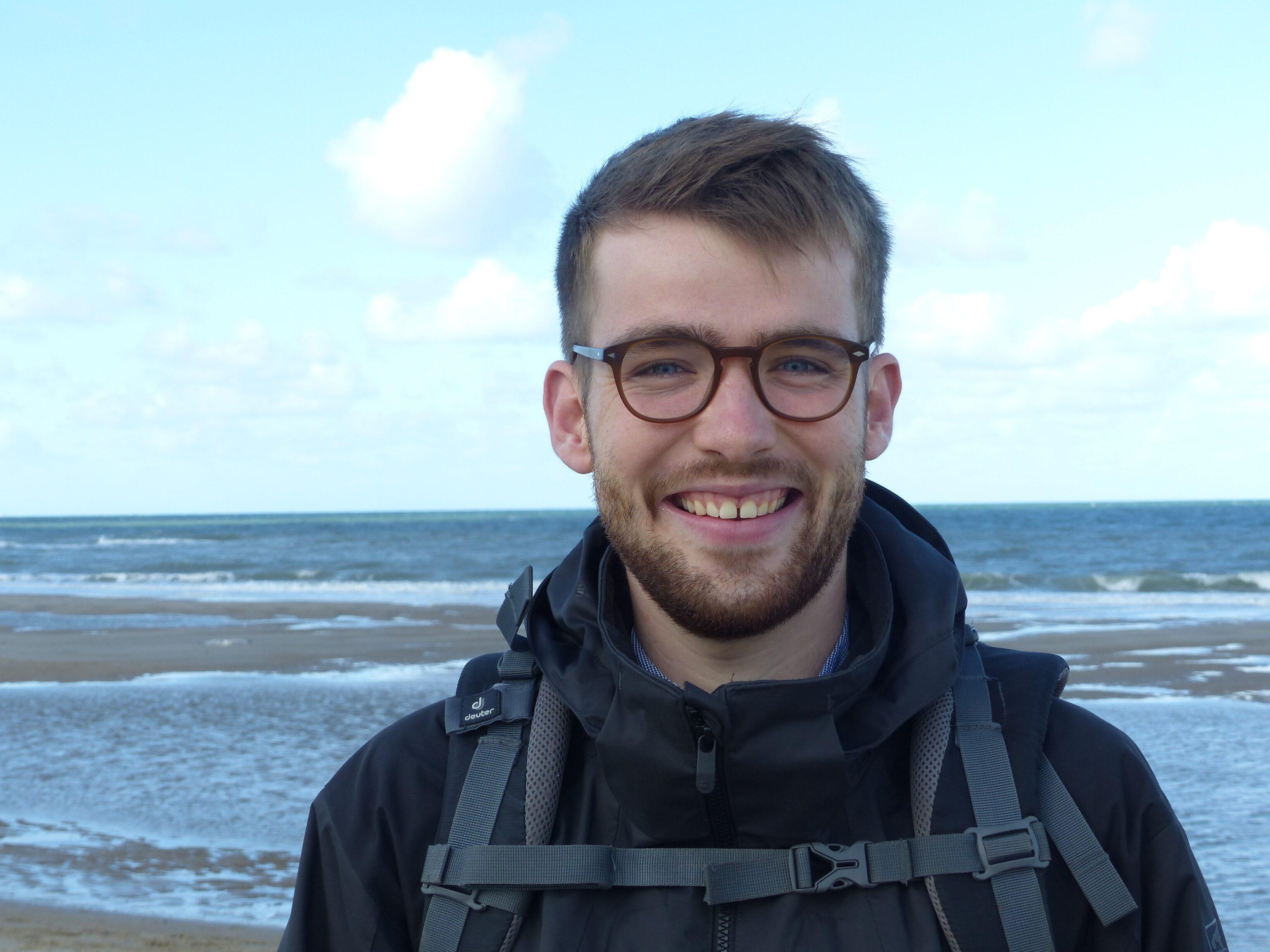 Jens Terhaar vom Oeschger-Zentrum für Klimaforschung