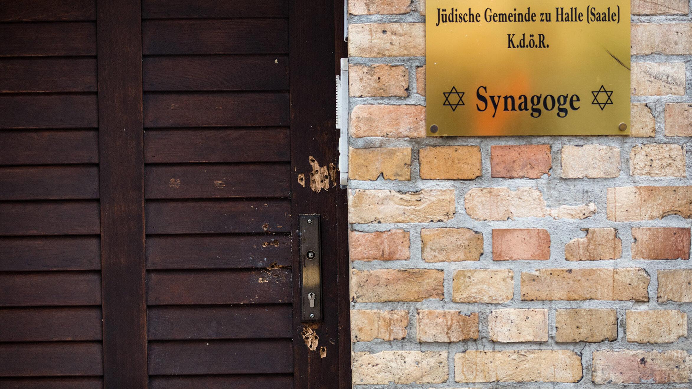 derzeit laufen in Halle die Prozesse zum Attentat auf die jüdische Synagoge am Jom Kippur 2019