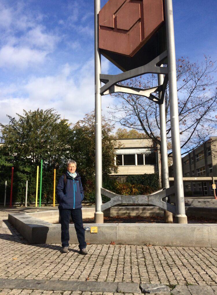 Therese Streit von der EVP kandidiert für eine Wiederwahl in den Stadtrat am 29. November 2020