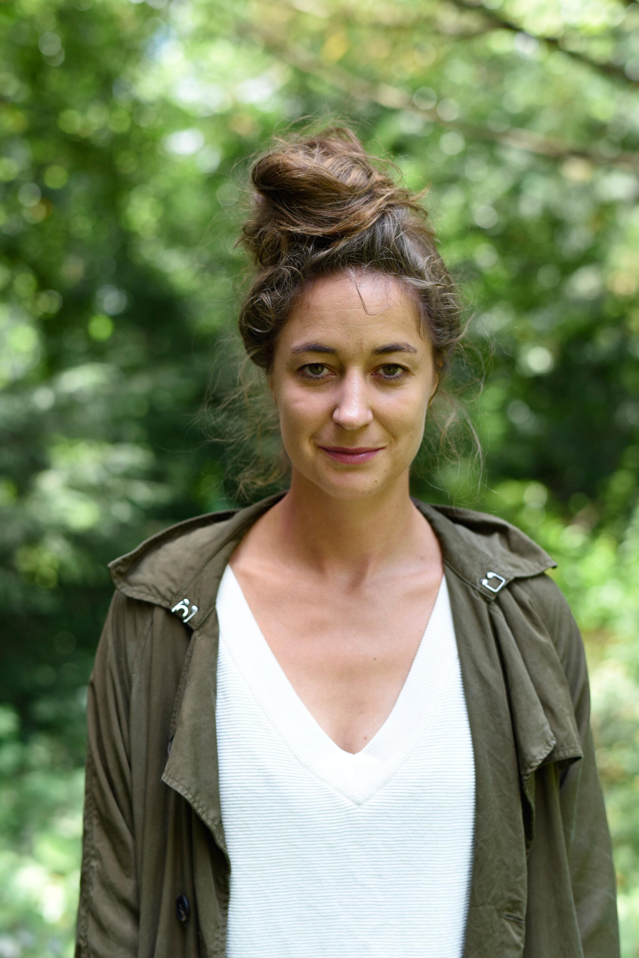 Aline Wüst hat 2 Jahre lang im Rotlichtmilieu recherchiert für ihre Reportage «Piff, Paff, Puff»
