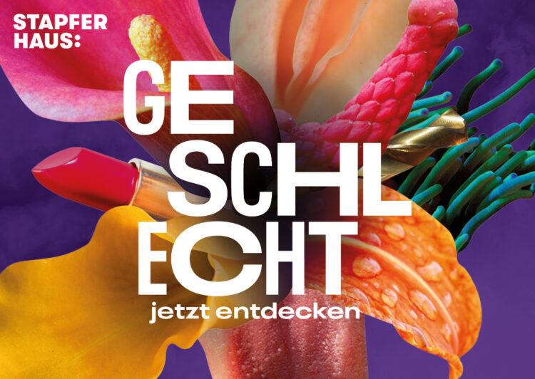Die neue Ausstellung im Stapferhaus in Lenzburg dreht sich rund ums Thema Geschlecht