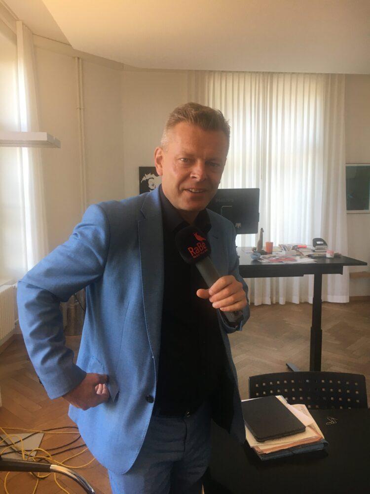 Reto Nause CVP kandidiert erneut für den Berner Gemeinderat