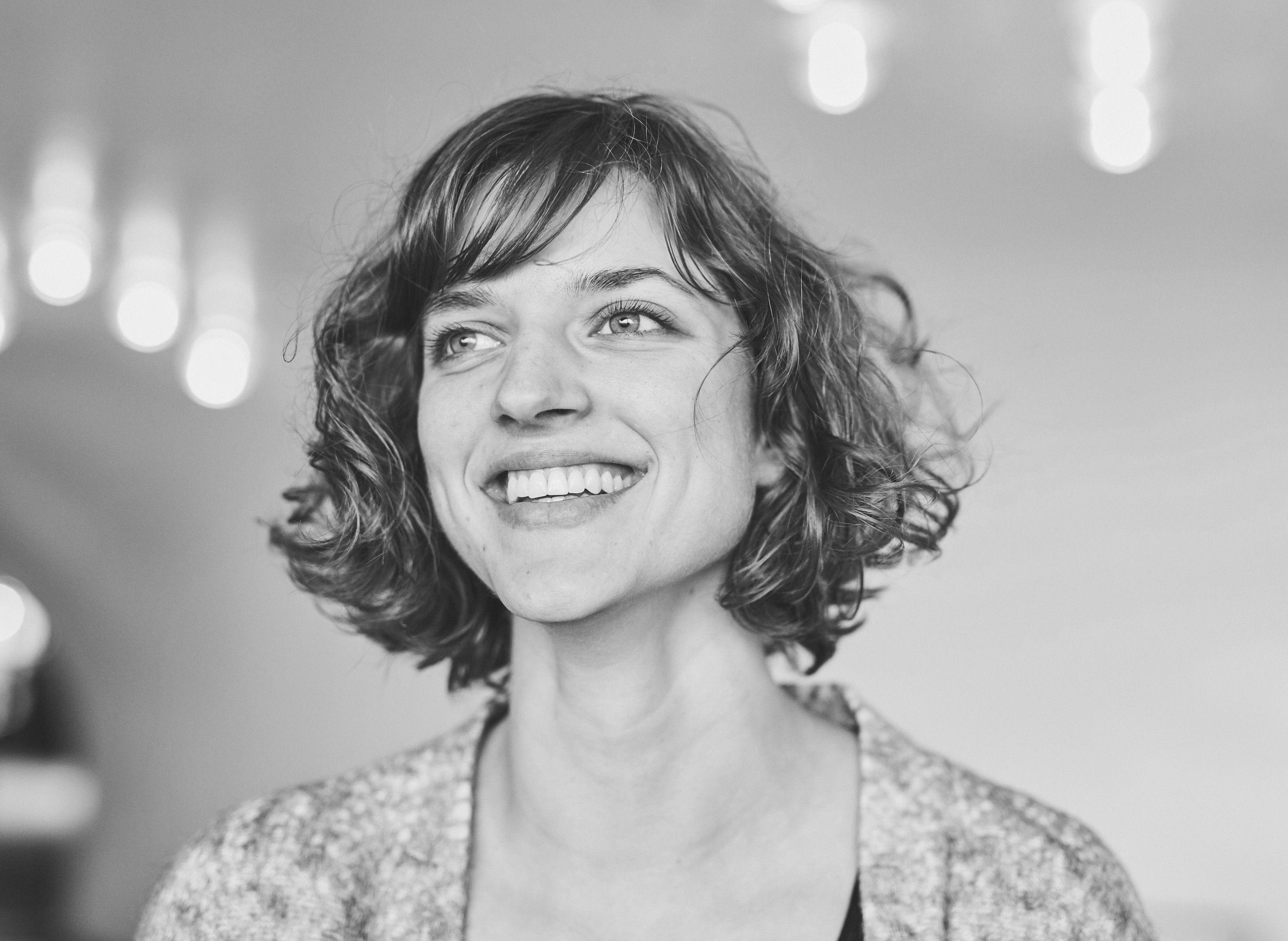 wurde mit dem Berner Literaturpreis ausgezeichnet: Maria Ursprung