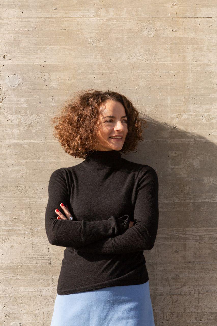 Im Kunsthaus Baselland beantwortet die Direktorin Ines Goldbach persönlich die Kunsthotline