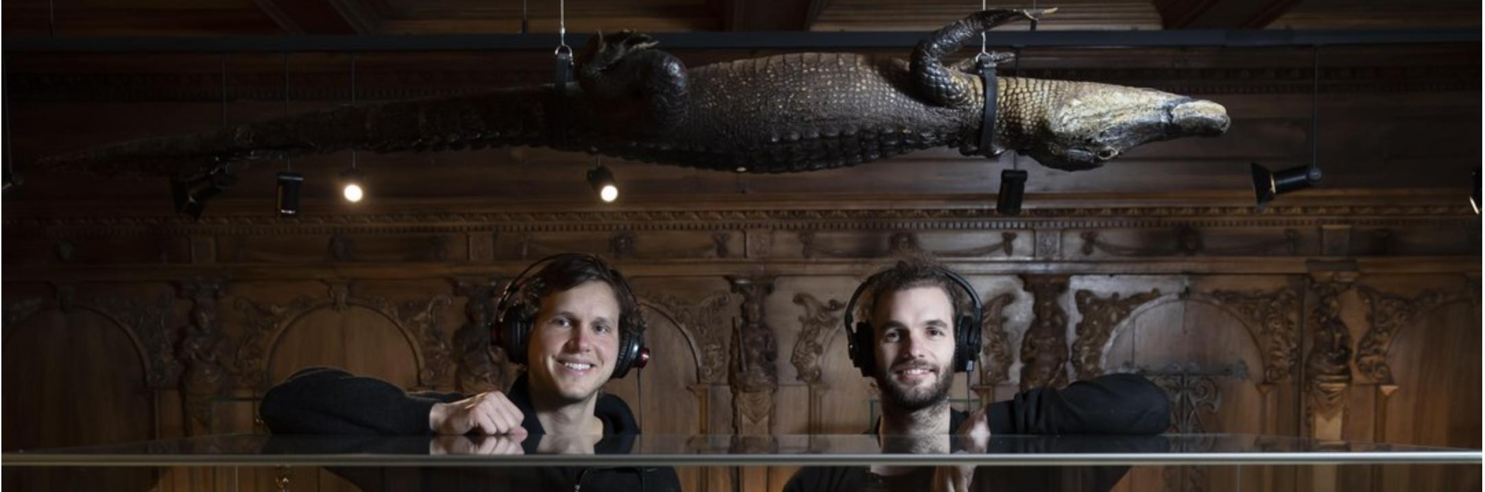 «Louf mit mir» der neue Audiowalk im Bernischen Historischen Museum