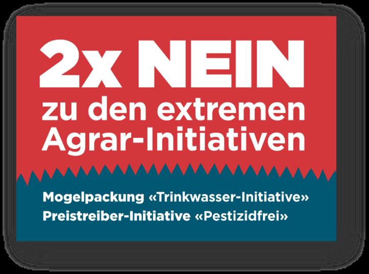 Die Pestizid-Initiative spaltet Geister