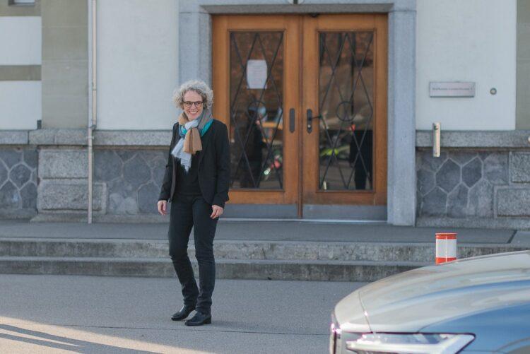 Annemarie Berlinger-Staub ist Gemeindepräsidentin von Köniz